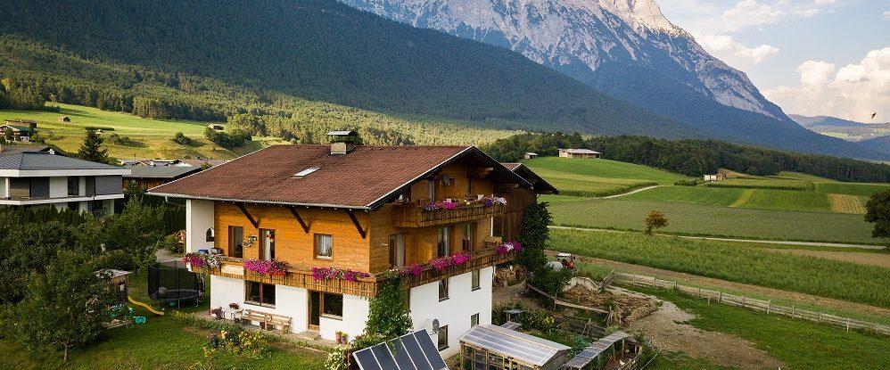 Urlaub Tirol Berge Ferienwohnung